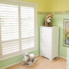 Childs Room Plantation Shutters