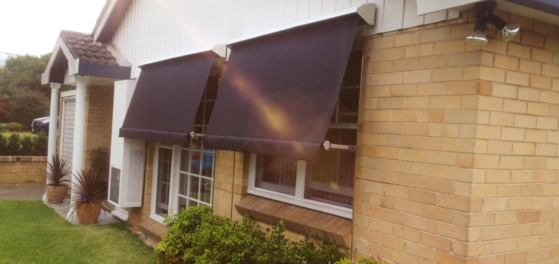 Retractable Automatic Awnings in Sydney & Melbourne   Wynstan