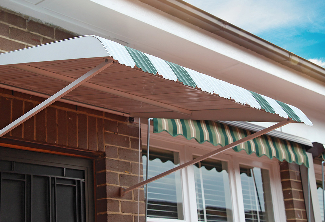 Fixed Steel Awnings in Sydney & Melbourne | Wynstan