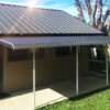 Fixed Steel Awning 2 100x100