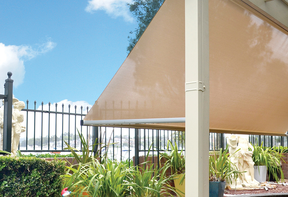 Pivot Arm Awnings In Sydney Melbourne