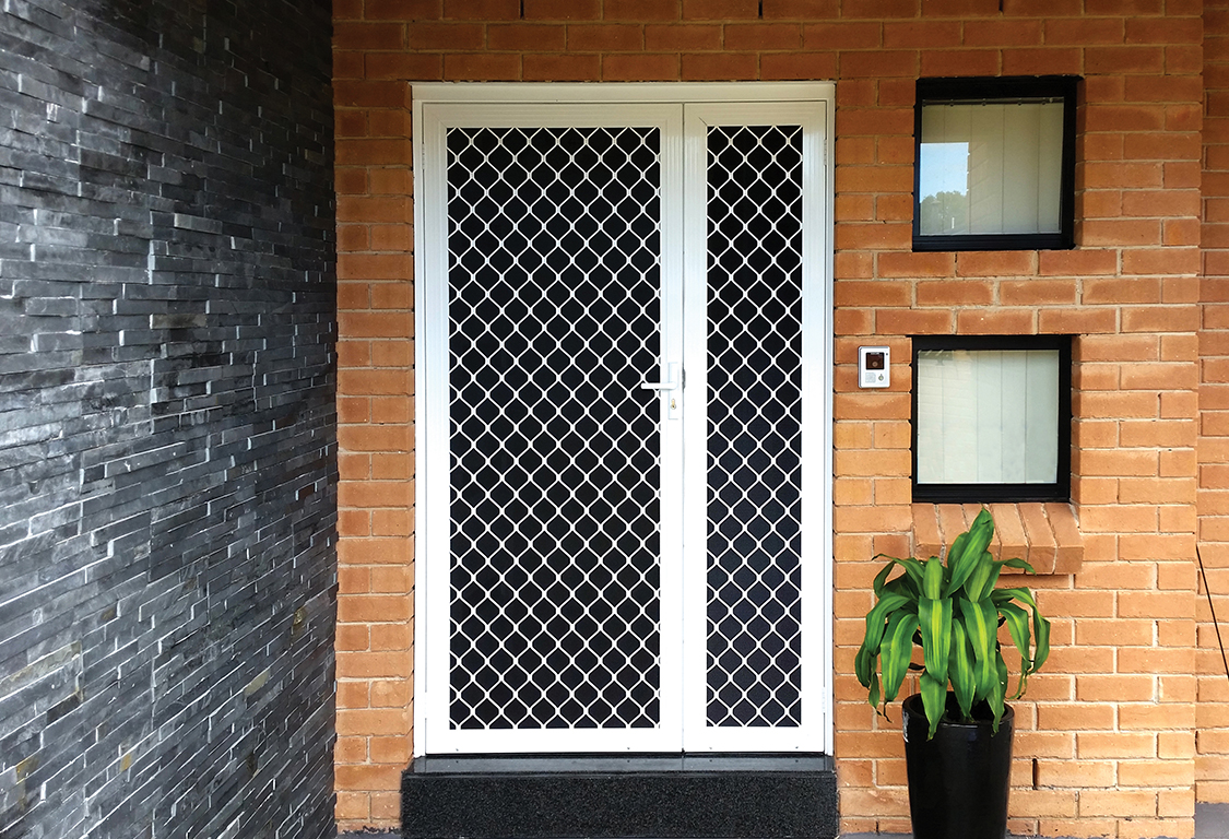 Doors With Screen: Safety Doors In Sydney & Melbourne