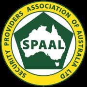 SPAAL logo colour