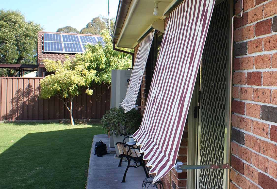 Retractable Automatic Awnings in Sydney & Melbourne | Wynstan