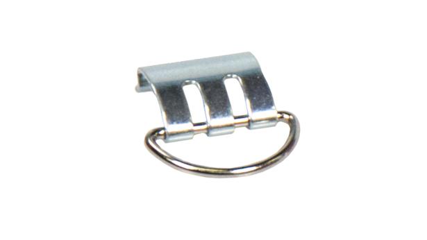 Roman Blind Metal Batten Clip 1