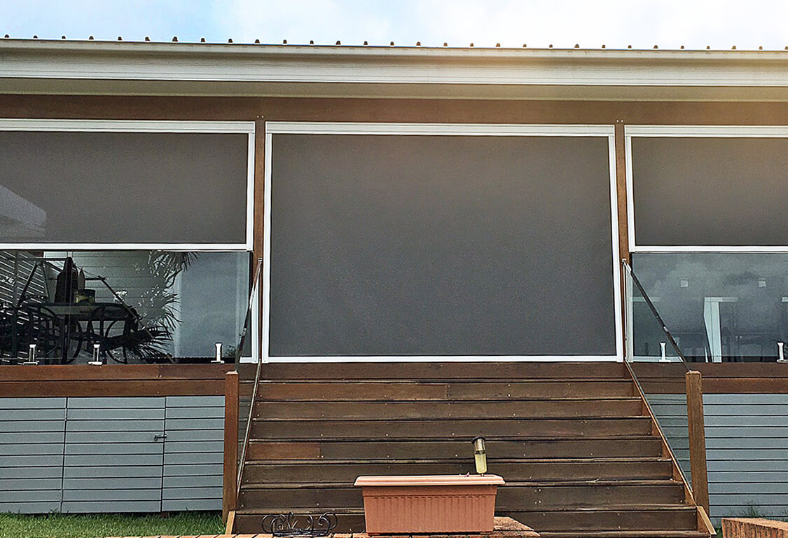 Zip Channel Awnings Wynstan
