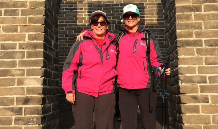 Walk for women-great wall challenge