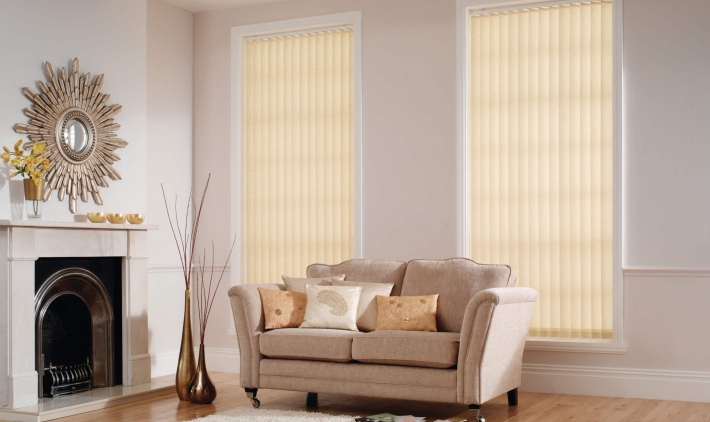 The versatility of vertical blinds