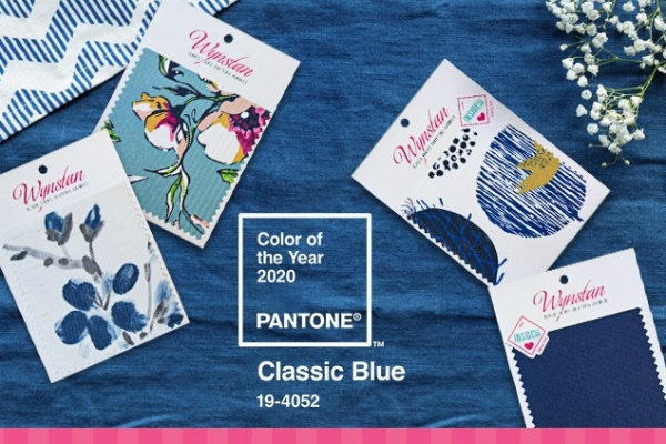 Introducing the 2020 pantone colour of the year – classic blue – perfect for your next window treatment